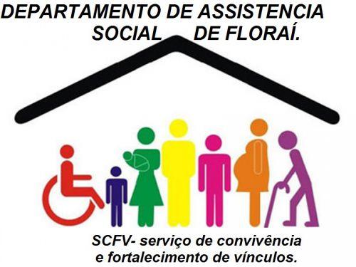 Capacitação da assistência social em Floraí.