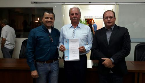 Florai formaliza o Conselho  Municipal de Segurança;