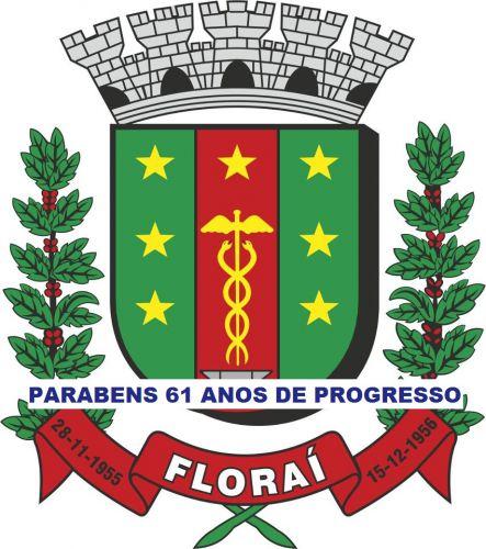 FLORAI 61 anos de emancipação Política.