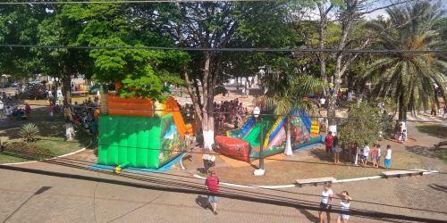 Festa da Criança 2019 foi sucesso na comunidade.