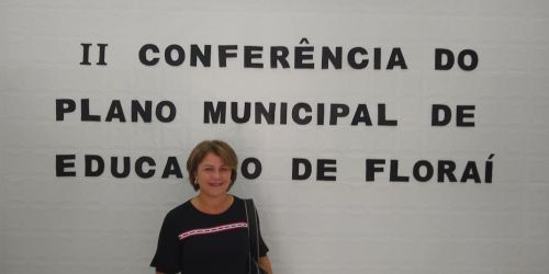 IIª conferência do plano municipal de Educação de Florai.