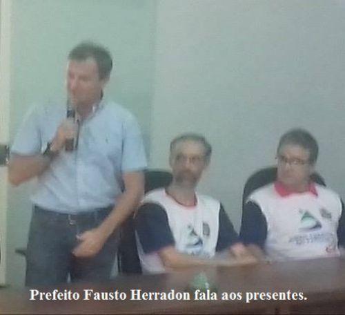 Jogos abertos do Paraná 2017 - fase regional Floraí.