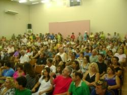 Apresentação Cultural da Orquestra de Violeiros de Munhoz de Mello.