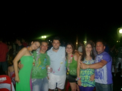 Baile do hawai 2007