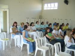 Agentes de Saúde da região em Floraí