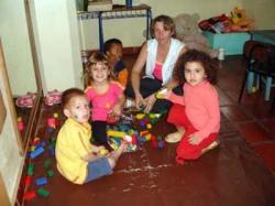 APAE (associação de pais e amigos de excepcionais)