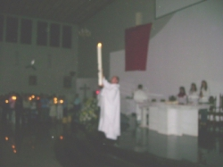 Celebração da Páscoa 2007 - 07/08 de abril de 2007