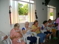 clube terceira idade de Floraí