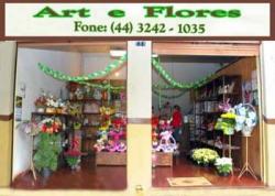 Comercio e industria de Floraí