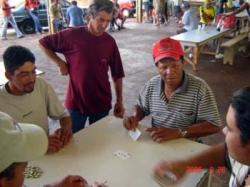 Confraternização de Funcionários do Almoxarifado Municipal.