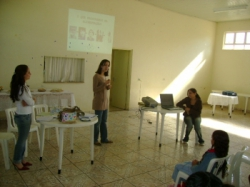 Educação nutricional na gestação - palestra