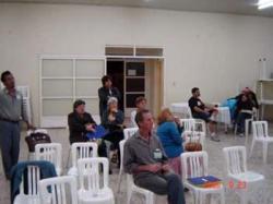 Enncontro de conselheiros de saúde em Floraí (23 de agosto de 2006)
