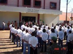 Entrega do Certificado de dispensa de incorporação Militar em 20 de agosto de 2006
