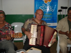 Festa julina na integrada-regional Floraí em 05 de julho 2007.