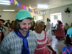 Festa Junina 2007 do clube do vovô de Floraí