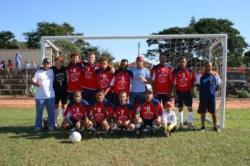 Final do Torneio Municipal de futebol suiço em 01 de julho de 2007