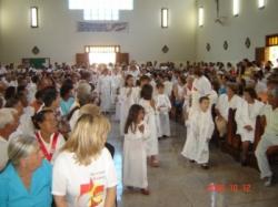 Homenagem a Nossa Senhora Aparecida
