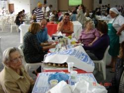 Iª festa da costela na Mesa de Florai