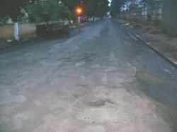 Melhorias de ruas e avenidas