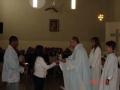 Recepção a Nossa Senhora da Glória