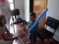 Vacina contra poliomielite em Floraí