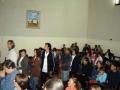 Visita de D. Anuar Batisti em 09 de setembro