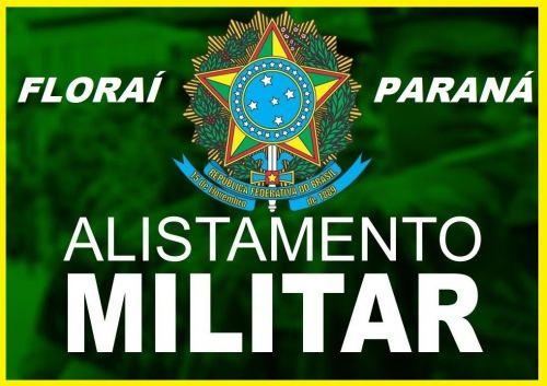 Alistamento Militar 2019.