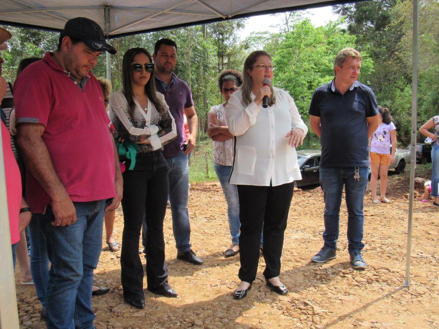 INAUGURADA A PONTE DA COMUNIDADE CANCÃ DE BAIXO