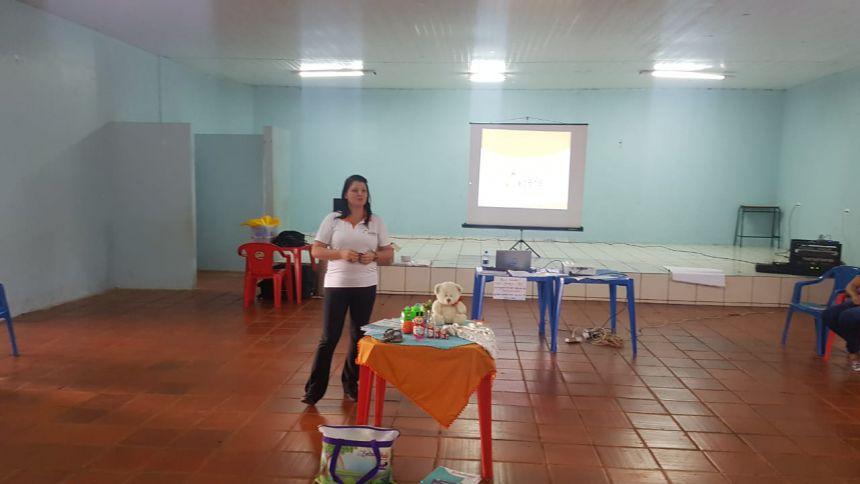 SECRETARIA DE EDUCAÇÃO REALIZA FORMAÇÃO CONTINUADA PARA PAIS E PROFESSORES