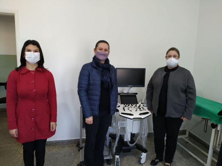 HOSPITAL MUNICIPAL DE RONCADOR RECEBE NOVOS EQUIPAMENTOS