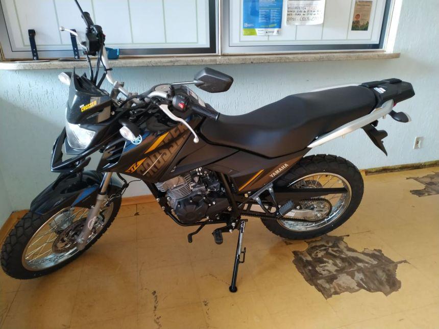 Motocicleta YAMAHA modelo on/off-road flex  0km (Departamento de Agricultura)