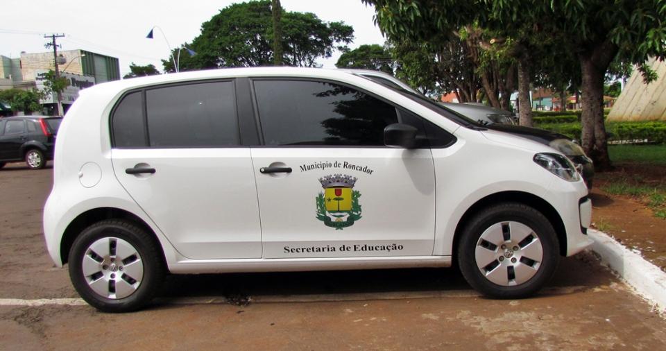 Volkswagen Up - Secretaria de Educa��o