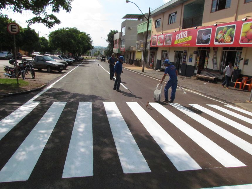 Revitalização da Avenida São Pedro