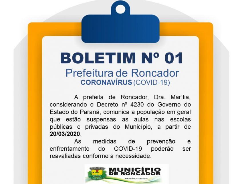 MEDIDAS DE COMBATE E ENFRENTAMENTO DO NOVO CORONAVÍRUS