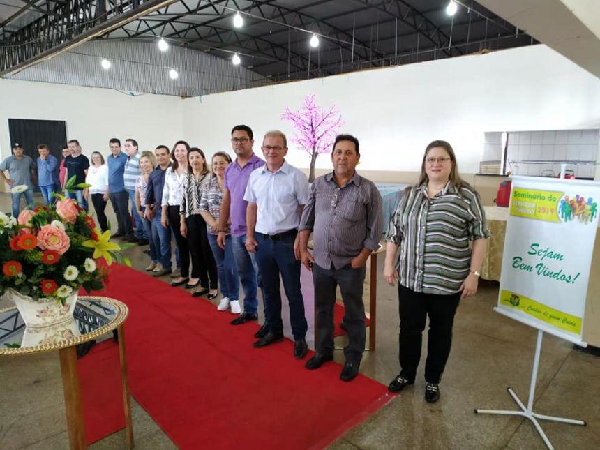 SEMINÁRIO DO SERVIDOR PÚBLICO 2019
