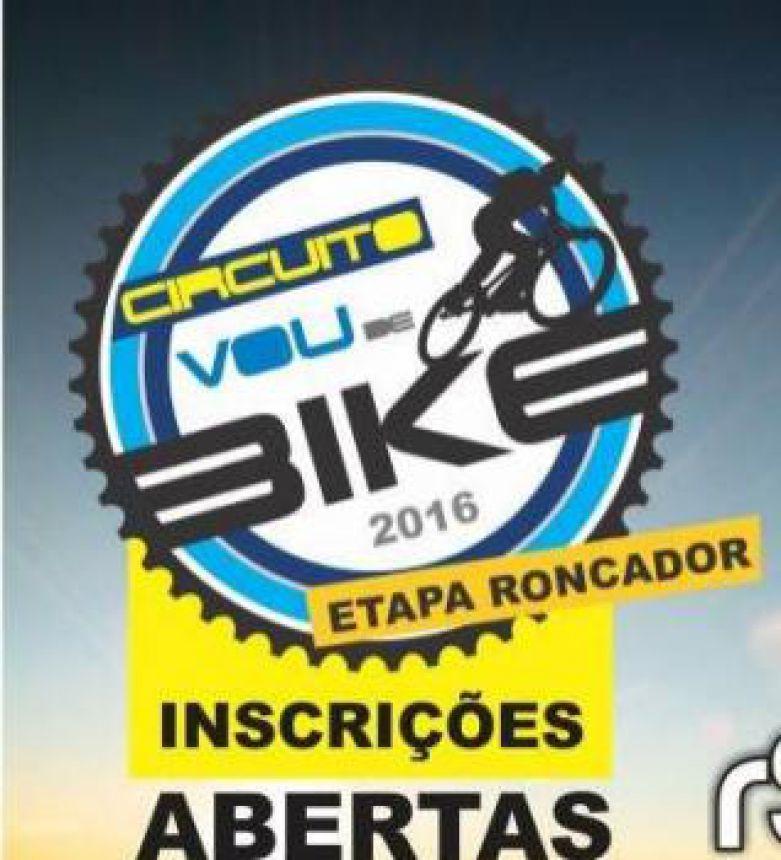 Aberta Inscrições do Circuito Vou de Bike - Etapa Roncador