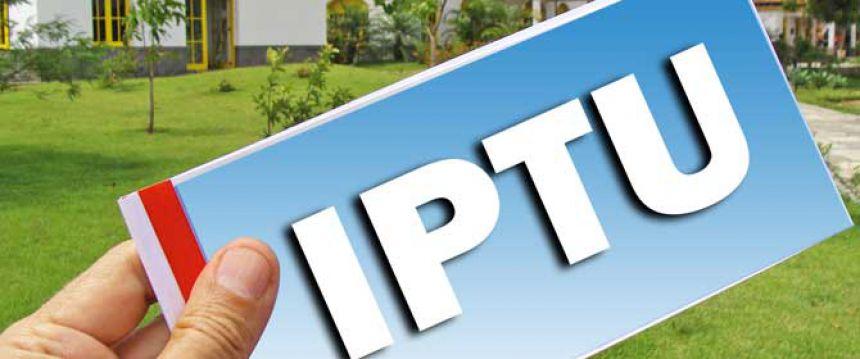 Contribuinte que ainda não recebeu o carnê do IPTU deve retirar na Prefeitura