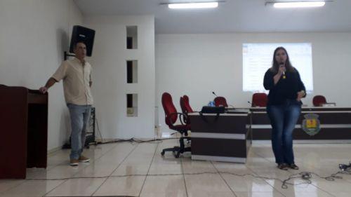AUDIÊNCIA PÚBLICA SOBRE INSTALAÇÃO DE CENTRAIS HIDRELÉTRICAS NO MUNICÍPIO