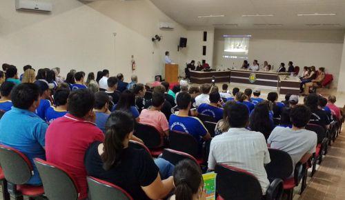 Diretoria do Asilo Cantinho Feliz realiza 1ª Audiência Pública