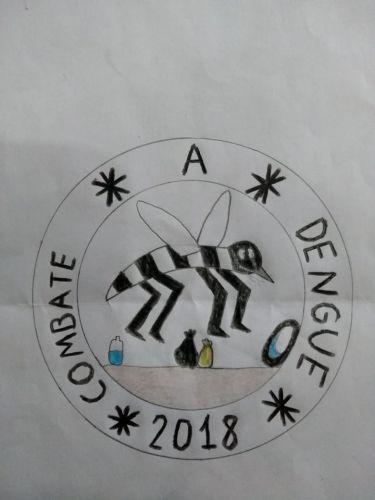 1º CONCURSO DE DESENHO DO COMBATE À DENGUE