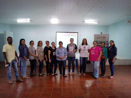 PROFESSORES DA REDE MUNICIPAL DE RONCADOR RECEBEM CAPACITAÇÃO DO COOPERJOVEM