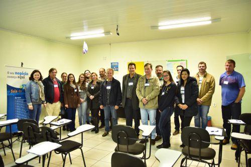 Evento reuniu empresas de vários segmentos