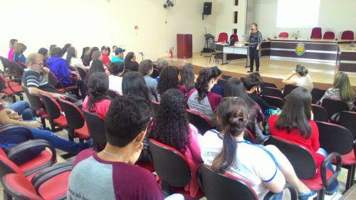 SECRETARIA MUNICIPAL DE EDUCAÇÃO REALIZA AUDIÊNCIA PÚBLICA DO PME