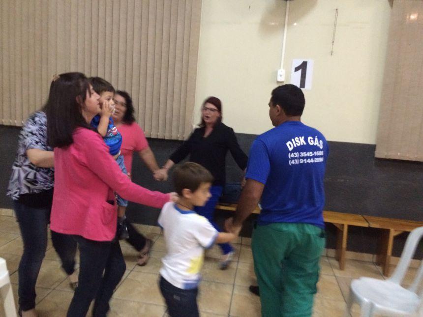 Encontro das Famílias na AIC - Associação Internacional de Caridade