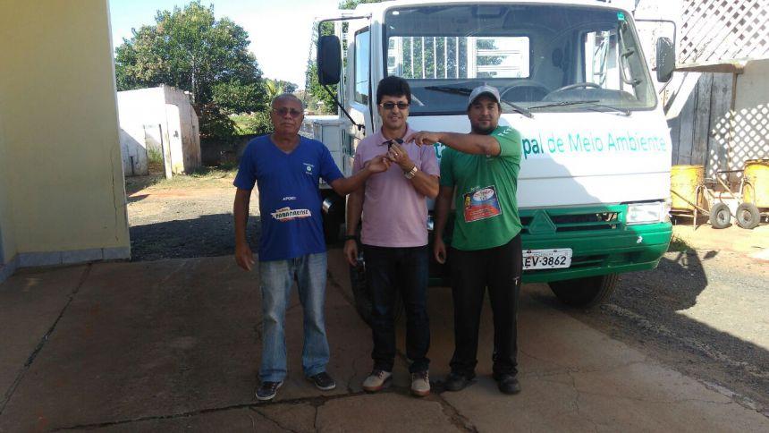 Associação de Catadores volta a ter caminhão exclusivo para Coleta Seletiva