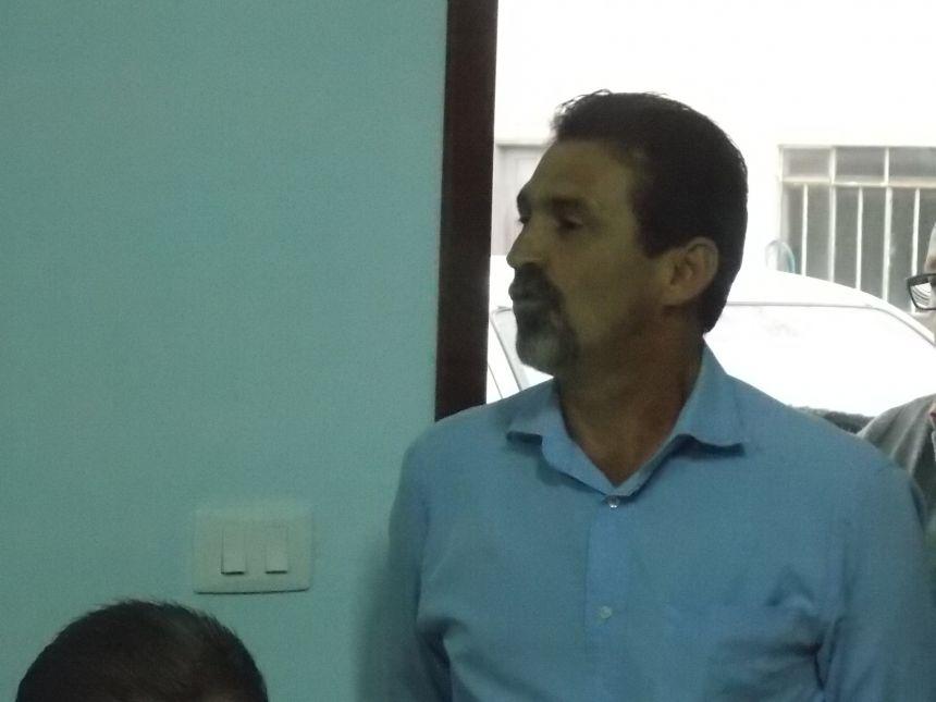 Prefeito Nato recebe os Deputados Alexandre Curi e Pedro Lupion