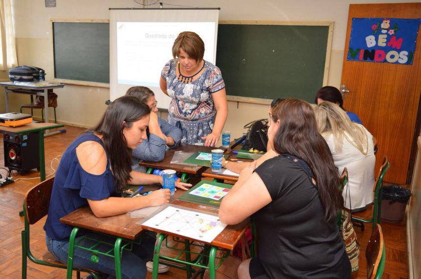 Secretaria de Educação promove capacitação para professores