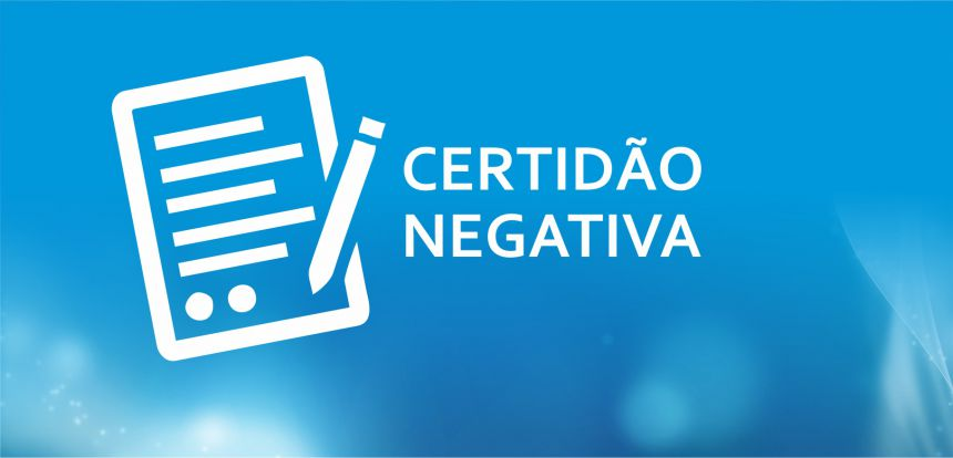 Certidão Negativa de Débitos já pode ser emitida gratuitamente no site da Prefeitura