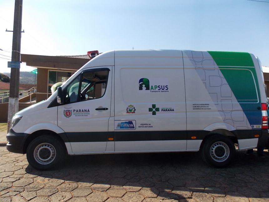 Prefeito entrega Ambulância 0km ao Hospital Municipal