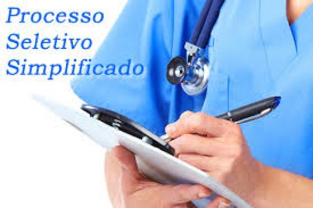 Publicados editais de abertura para realização de PSS na área da saúde em Curiúva